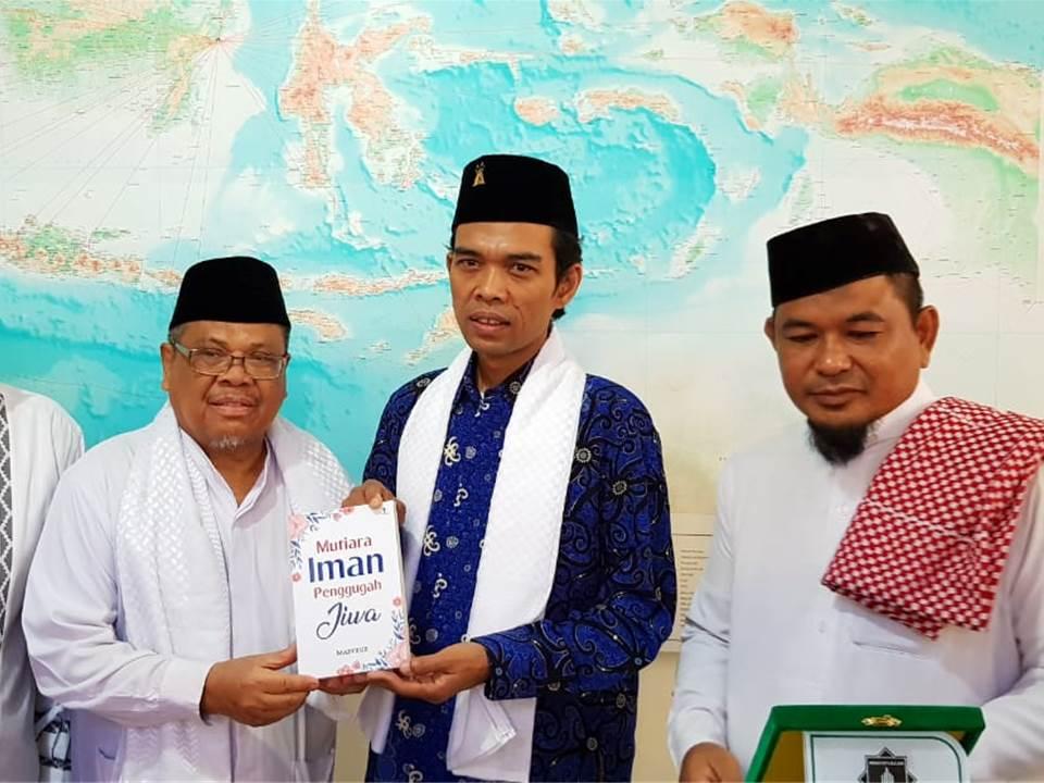 Ustadz Abdul Somad Dorong Santri Hidayatullah Meniru ...